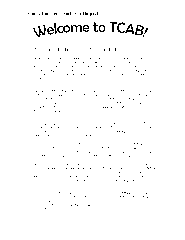 Tcab welcome letter to unit staff sample aligning forces for quality share it altavistaventures Images